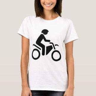 Motorcycle Symbol T-Shirt