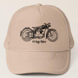 Motorcycle Trucker Hat