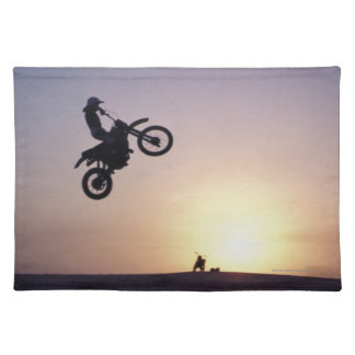 Motorcyclist Placemat