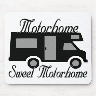 Motorhome Sweet Motorhome Mouse Mat