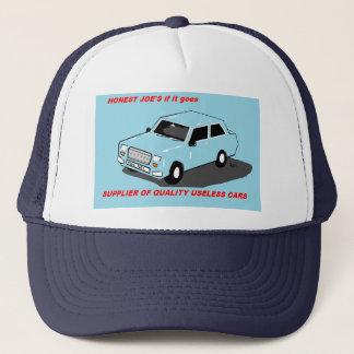 motoring hat