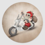 Motorised Santa Claus