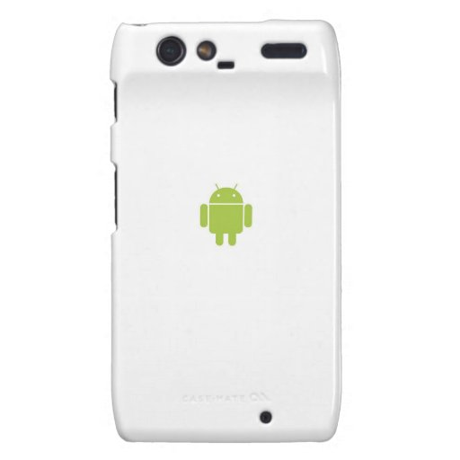 Motorola Razr, Barely There Style Android Motorola Droid RAZR Cover