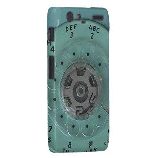 Motorola Turquoise Barely There Case Motorola Droid RAZR Cases