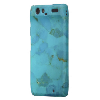 Motorola Turquoise Barely There Case Motorola Droid RAZR Covers