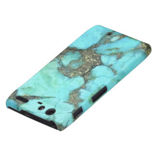 Motorola Turquoise Barely There Case Droid RAZR Cover