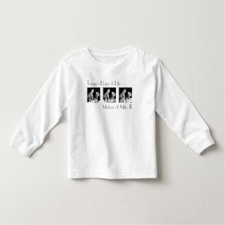 Motors 4 Mito B&W Shirt