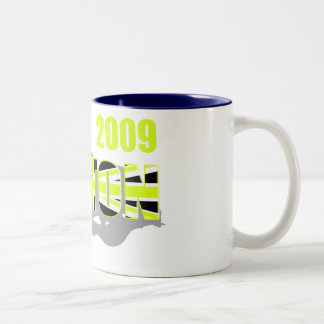 Motorsport 2009 Button t-shirts and f1 gifts Coffee Mugs