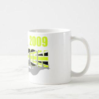 Motorsport 2009 Button t-shirts and f1 gifts Mug