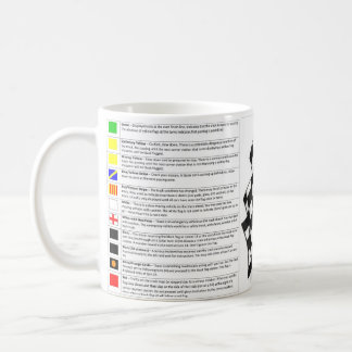 MOTORSPORT FLAGS - MUG
