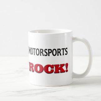 Motorsports Rock Mug