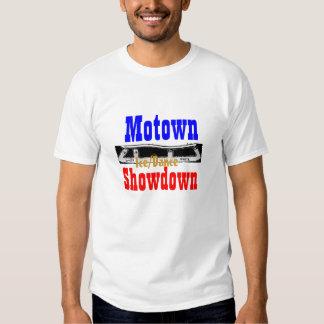 Motown Ice/Dance Showdown Tee Shirt