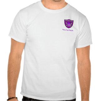 Motown Purple Monkey Men Tee Shirts