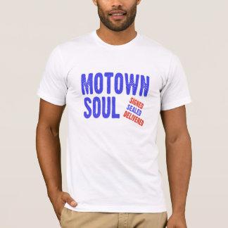 Motown Soul Signed Sealed Delivered T-Shirt