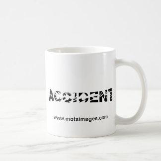© motsimages Accident Mug À Café