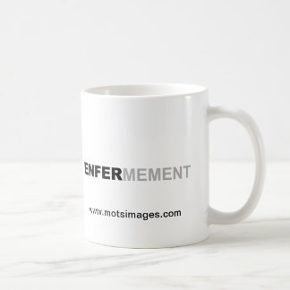 © motsimages Enfermement Tasses À Café