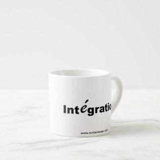 © motsimages: Integration Espresso Mug