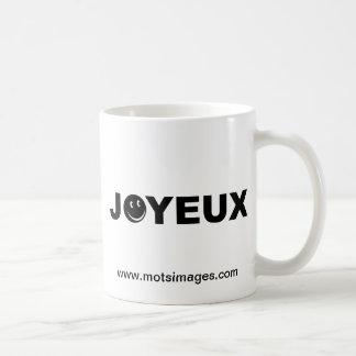 © motsimages Joyeux Tasse