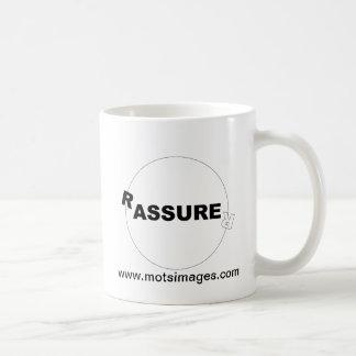 © motsimages Rassurer Mugs À Café