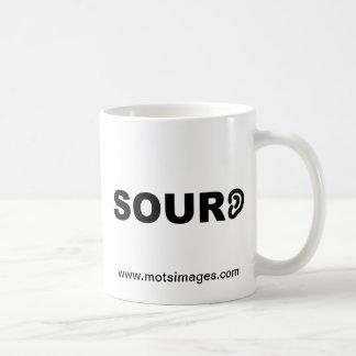 © motsimages Sourd Tasse