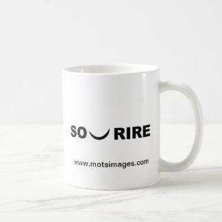 © motsimages Sourire Mugs À Café