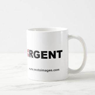 © motsimages Urgent Tasses À Café