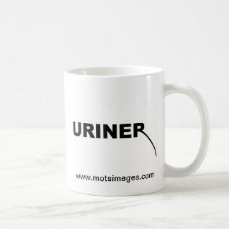 © motsimages Uriner Mugs À Café