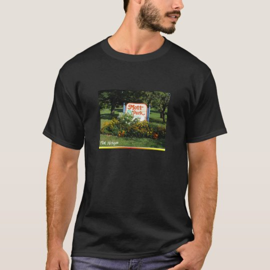 mott park - Flint Michigan T-Shirt
