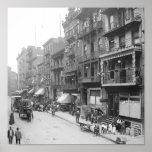 Mott Street, New York, 1900