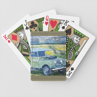 Motto Bicycle Poker Cards. Bicycle Playing Cards