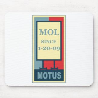 MOTUS ICON: MOL SINCE 1-20-09 MOUSE PAD