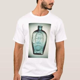 Mould-blown masonic flask T-Shirt