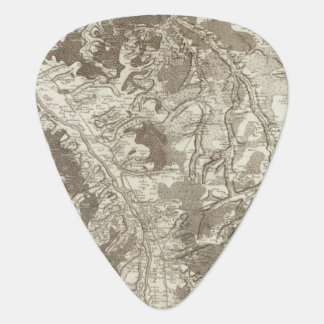 Moulins Guitar Pick