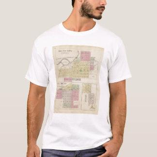 Mound City, Blue Mound, and Arrington, Kansas T-Shirt