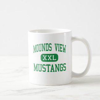 Mounds View - Mustangs - High - Saint Paul Coffee Mug