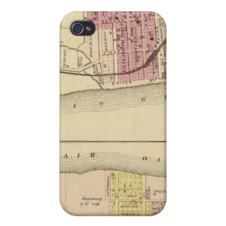 Moundsville,West Virginia Cover For iPhone 4