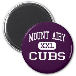 Mount Airy - Cubs - Junior - Mount Airy Fridge Magnet