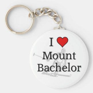 Mount Bachelor Key Ring