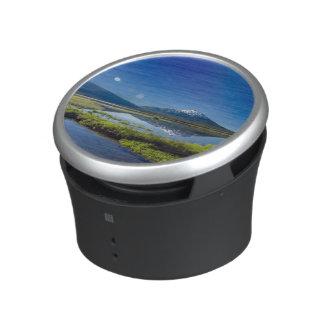 Mount Bachelor Lens Flare Speaker