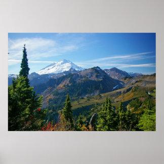 Mount Baker Print