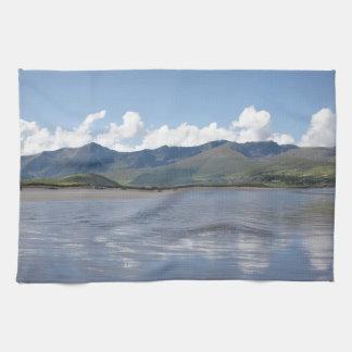 Mount Brandon in Ireland Hand Towel