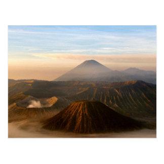 Mount Bromo Postcard