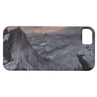 Mount Doom iPhone 5 Cases