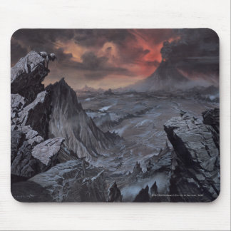 Mount Doom Mouse Pad