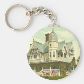 Mount Dora, FL - 1907 Key Ring