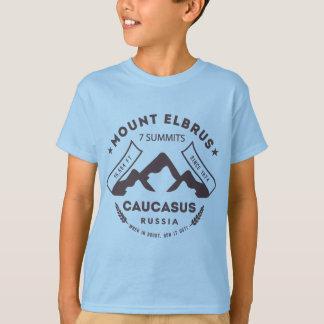Mount Elbrus Caucasus Russia T-Shirt