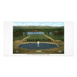 Mount Evans Denver Colorado Personalized Photo Card
