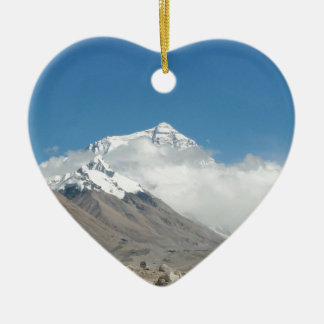 Mount Everest 10 Christmas Ornament