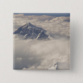 Mount Everest 15 Cm Square Badge