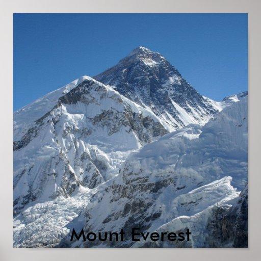 Mount Everest #1 Print